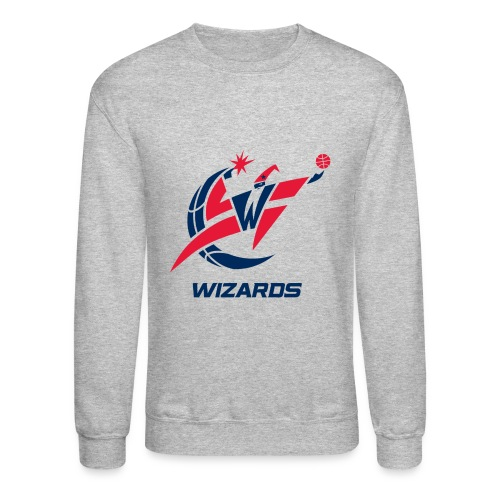 Washington Wizards Crewneck - Crewneck Sweatshirt