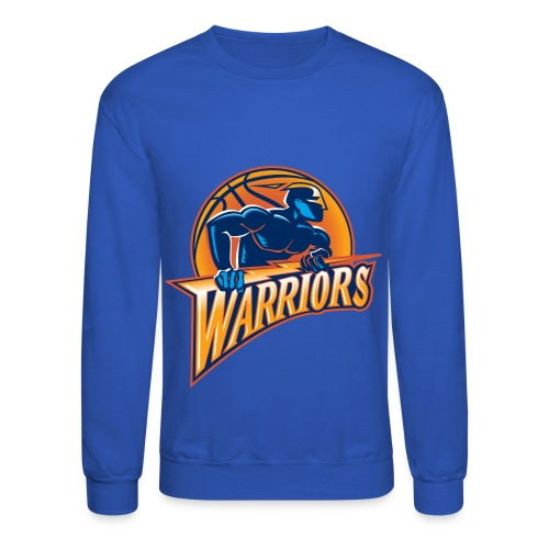 Golden State Warriors Crewneck - Crewneck Sweatshirt
