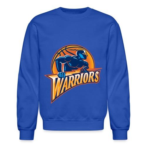 Golden State Warriors Crewneck - Crewneck Sweatshirt