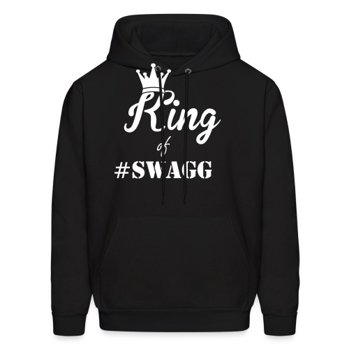 KING OF SWAG SWEATSHIRT - Men's Hoodie