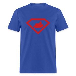 Super Poo - Men's T-Shirt
