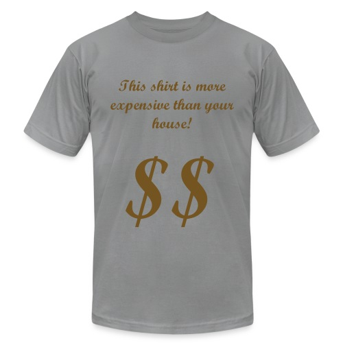 Im rich shirt - Men's Fine Jersey T-Shirt