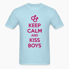keep calm and kiss gay boys