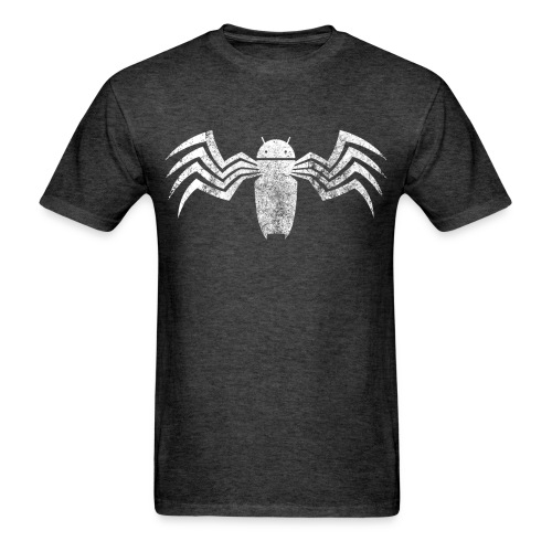 Ven-oid Logo - Men's T-Shirt