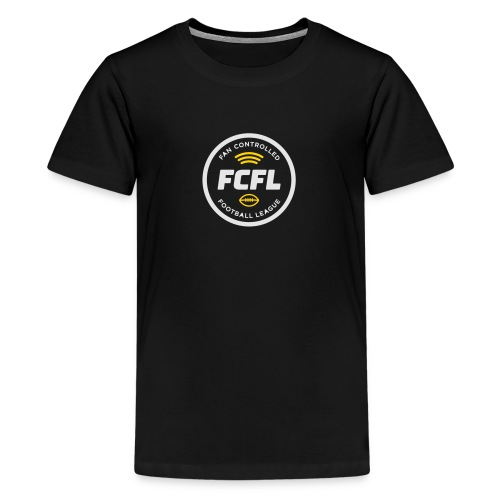 Kid's Premium T-Shirt - Official FCFL Logo - Kids' Premium T-Shirt