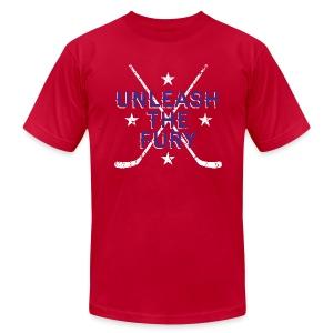 Unleash the Fury Men's Tee - Men's Fine Jersey T-Shirt