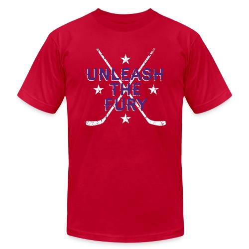 Unleash the Fury Men's Tee - Men's  Jersey T-Shirt