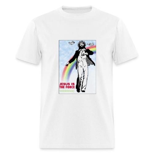 Jesus is the Force! toolofsatan - Men's T-Shirt