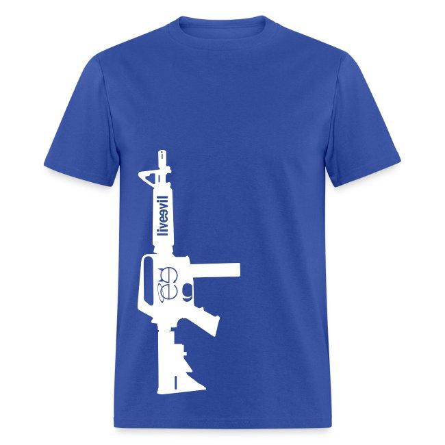 Live Evil Lock N' Load (Blue)