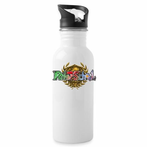 Ruler School Water Bottle - Water Bottle