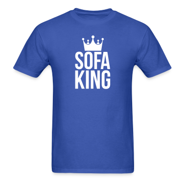 Sofa King T Shirt Spreadshirt