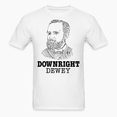 Downright Dewey T-Shirts