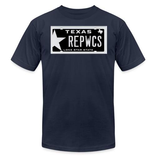 REP WCS shirt - Men's Fine Jersey T-Shirt