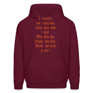 Learn English shirts - Men's Hoodie