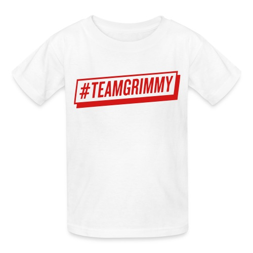 #TEAMGRIMMY Kids' Shirts - Kids' T-Shirt