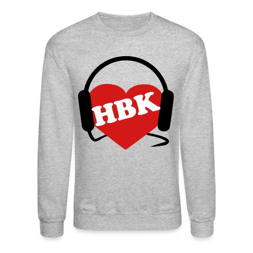 HBK W| Headphones - Crewneck Sweatshirt