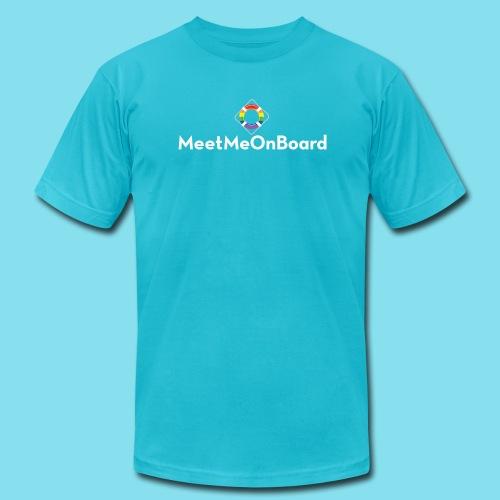 Men's Fine Jersey T-Shirt - Men's Fine Jersey T-Shirt