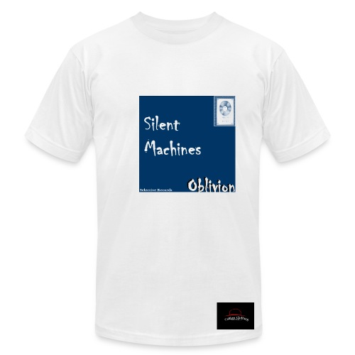 Silent Machines Premium T-shirt - Men's Fine Jersey T-Shirt