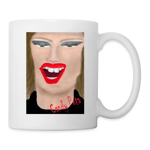 Candy Puta Series White Mug - Coffee/Tea Mug