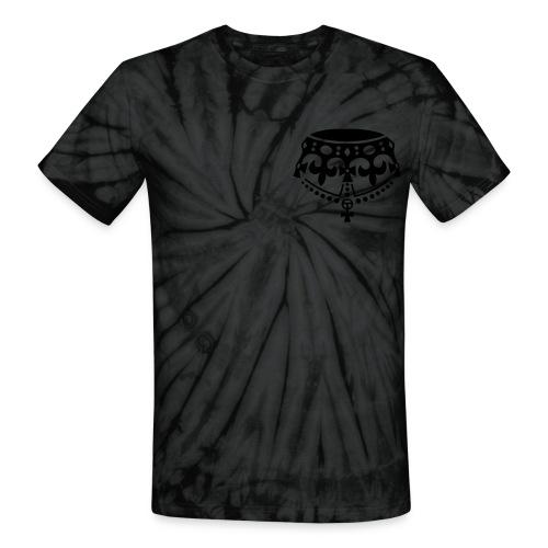 UBK Tie-dyed T-Shirt - Unisex Tie Dye T-Shirt