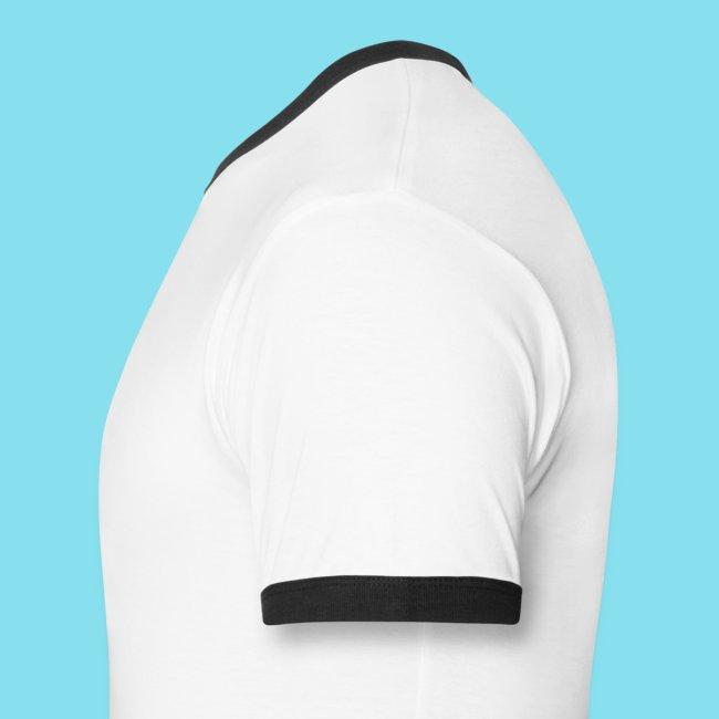 Men's Ringer T-Shirt - White