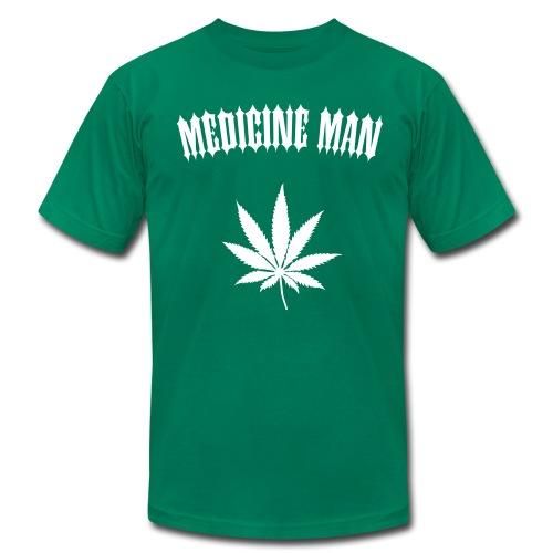 Medicine Man - Asphalt Tee - Men's Fine Jersey T-Shirt
