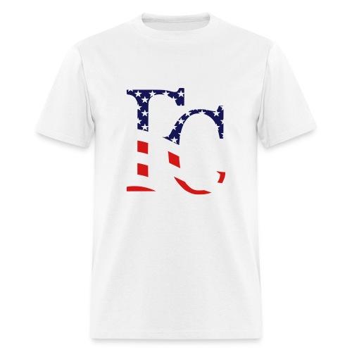 Stars and Stripes - Men's T-Shirt