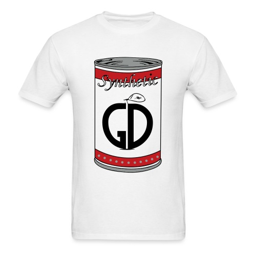 Synthetic GD - Men's T-Shirt