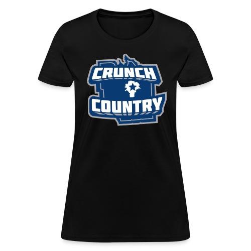 Crunch Country women's shirt - Women's T-Shirt
