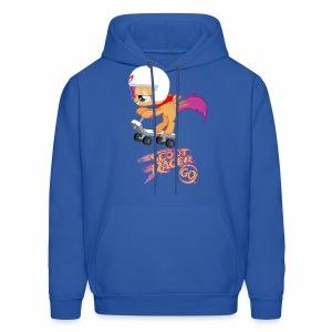 Scoot Racer Sweatshirt (Stallion) - Men's Hoodie
