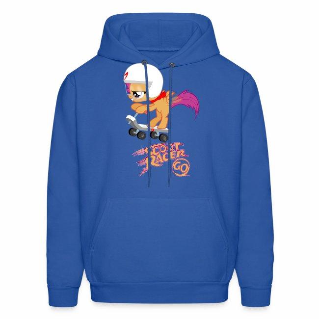 Scoot Racer Sweatshirt (Stallion)