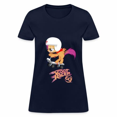 Scoot Racer Fillies' Tee - Women's T-Shirt