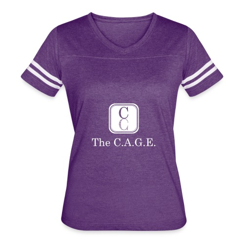 THE C.A.G.E  CCA WEEk - Women's Vintage Sport T-Shirt