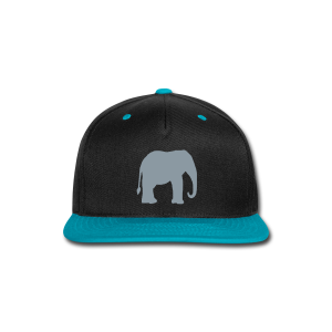 Elephant - Snap-back Baseball Cap