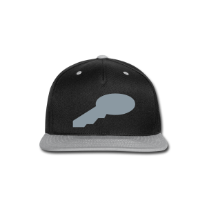 Key - Snap-back Baseball Cap