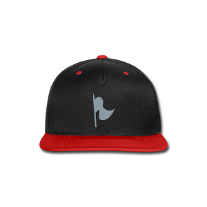 Racing Flag - Snap-back Baseball Cap
