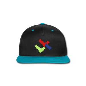 Candy - Snap-back Baseball Cap