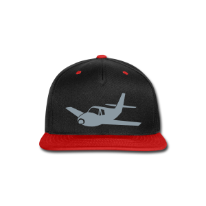 Airplane - Snap-back Baseball Cap