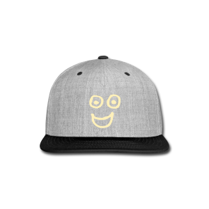 Happy - Snap-back Baseball Cap