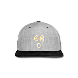 Shocked - Snap-back Baseball Cap