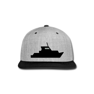 Boat - Snap-back Baseball Cap