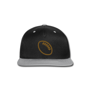 Football - Snap-back Baseball Cap