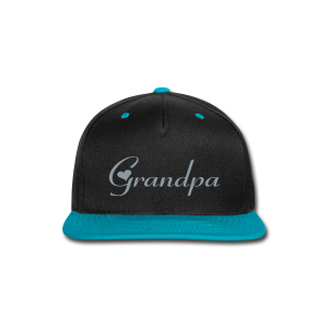 Grandpa - Snap-back Baseball Cap