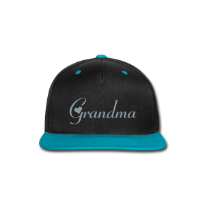 Grandma - Snap-back Baseball Cap