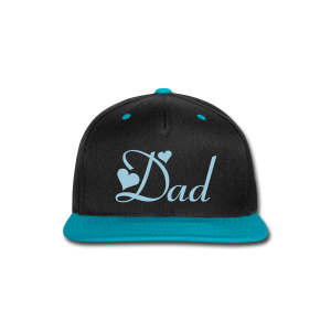 Dad - Snap-back Baseball Cap