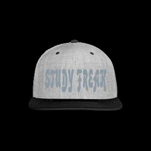 Study Freak - Snap-back Baseball Cap