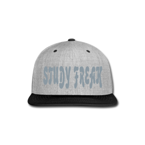 Study Freak - Snap-back Baseball Cap