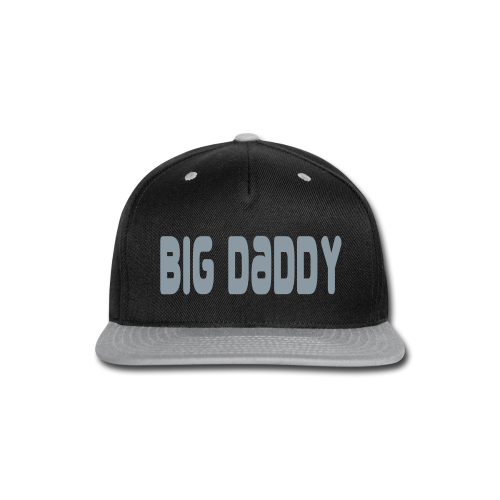 Big Daddy - Snap-back Baseball Cap