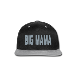 Big Mama - Snap-back Baseball Cap