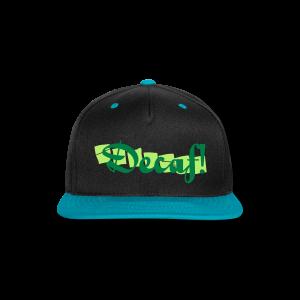 Decaf - Snap-back Baseball Cap